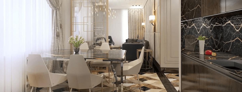 Дизайн домов - Ар- деко
