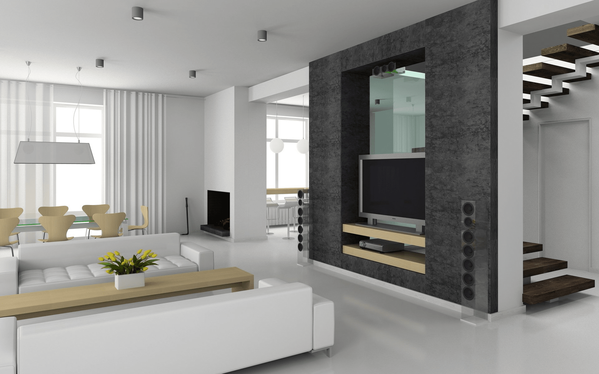 Дизайн домов - Модерн